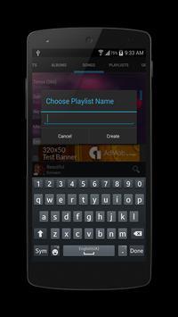 MP3 Music Download Player screenshot 1