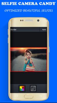 Selfie Candy Camera screenshot 4