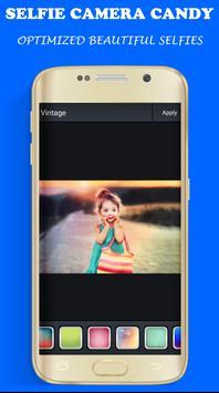 Selfie Candy Camera screenshot 2