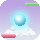 Jump Color - fresh nice flying icon