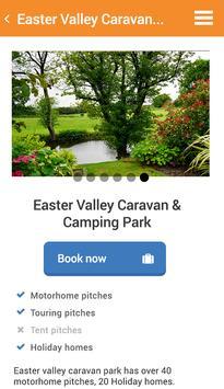 Caravan Sitefinder apk screenshot