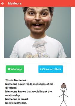 MeMeons - Your MeMe-On-s screenshot 2