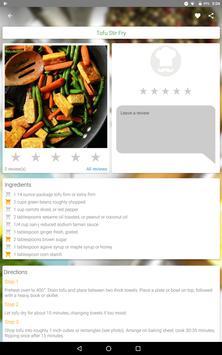 Stir Fry Recipes apk screenshot