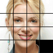 Hollywood Actresses Puzzles icon