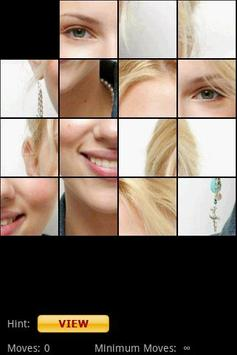 Hollywood Actresses Puzzles screenshot 1