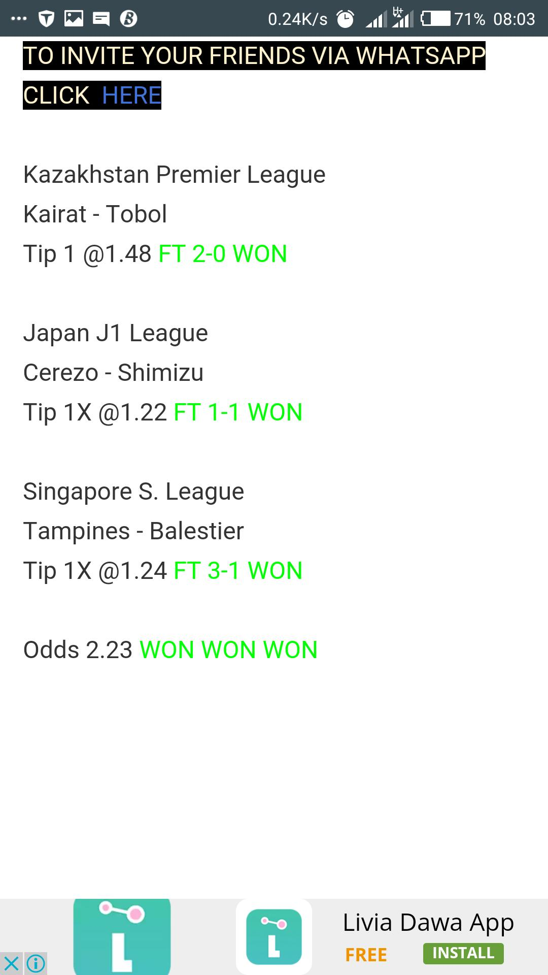 DALY SURE WIN BETTING TIPS for Android - APK Download
