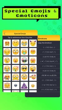 Dab Emoji Keyboard - Emoticons screenshot 1