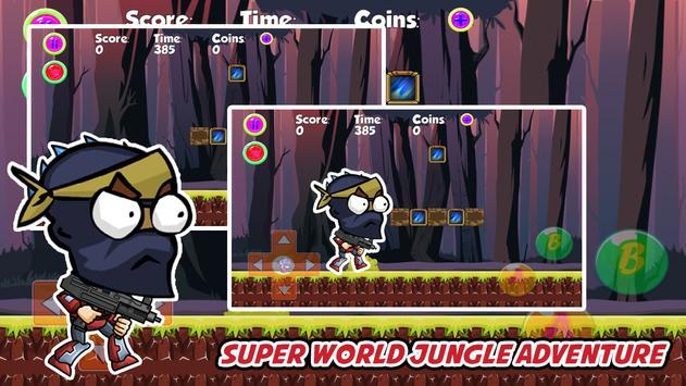 SUPER World Jungle Adventure screenshot 1