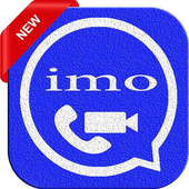 Fre imo chat video calls guide icon