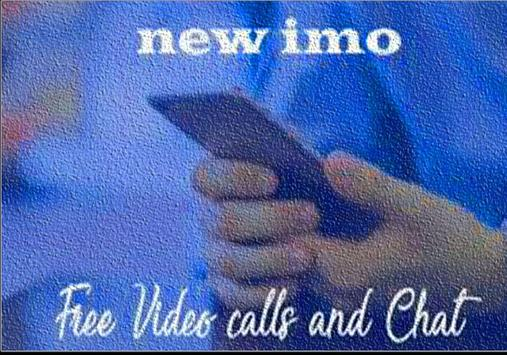 Fre imo chat video calls guide poster