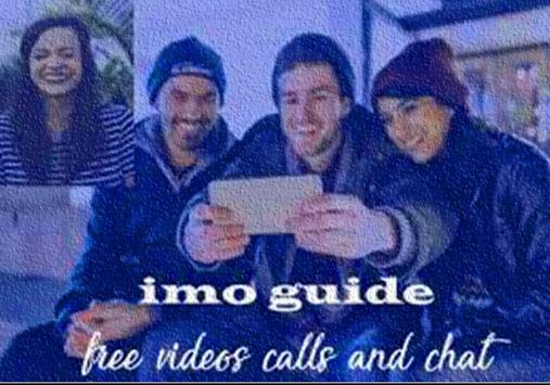 Fre imo chat video calls guide apk screenshot