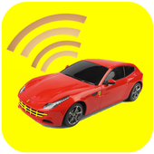 Car Key Voice icon