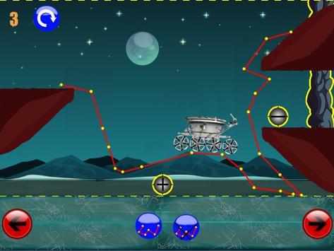 физическая игра головоломка : луноход 2 screenshot 17