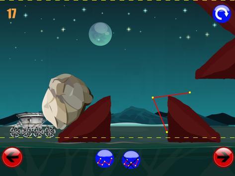 физическая игра головоломка : луноход 2 screenshot 22
