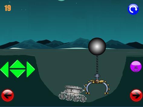 физическая игра головоломка : луноход 2 screenshot 23