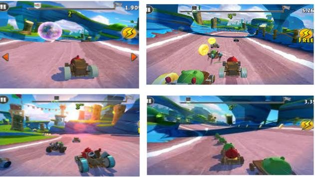 Tips For Angry Bird GO! screenshot 4