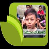 Dimas & Mbak Ruroh Lucu icon