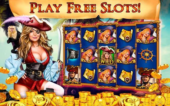 Corsair Slots Free Casino poster