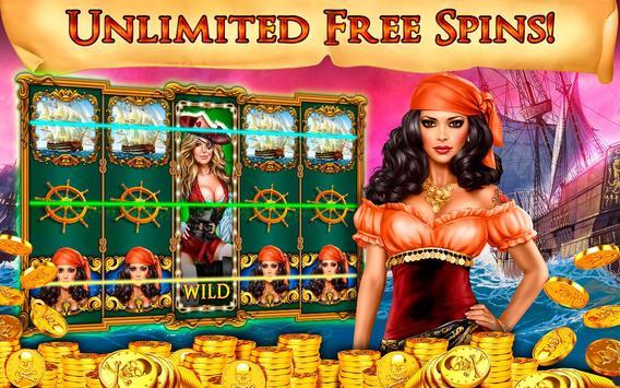 Corsair Slots Free Casino screenshot 1