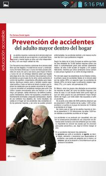 Revista Accesos screenshot 9