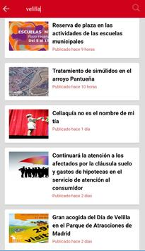 App Velilla de San Antonio screenshot 3