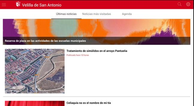 App Velilla de San Antonio screenshot 10