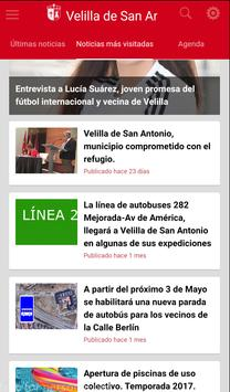 App Velilla de San Antonio screenshot 4