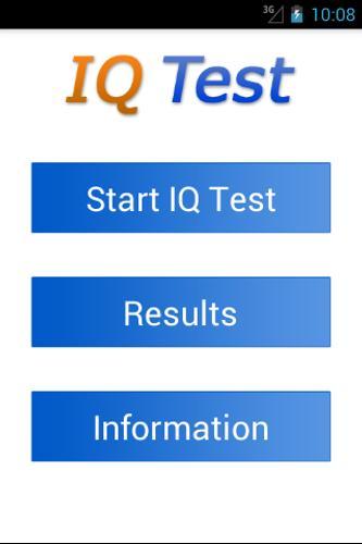 IQ Test (intelligence) APK Download