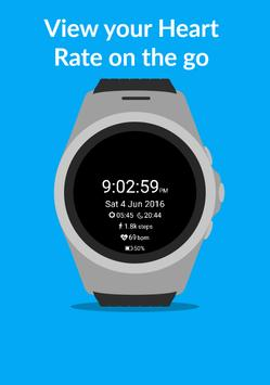 Athletica WatchFace Free poster