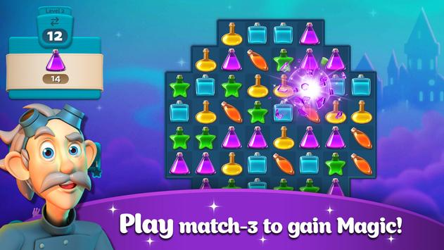 Potion School apk screenshot