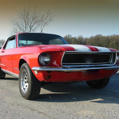 Puzzles Ford Mustang Shelby icon