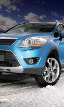 Jigsaw Puzzles Ford Kuga apk screenshot