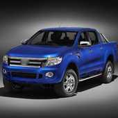 Jigsaw Puzzles Ford Ranger icon