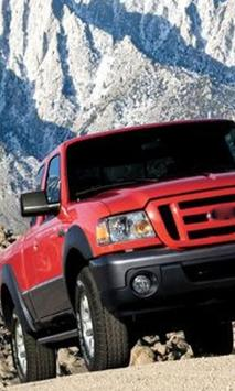 Jigsaw Puzzles Ford Ranger poster