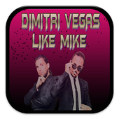 DIMITRI VEGAS - LIKE MIKE MUSIC icon