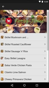Best Dinner Ideas & Recipes apk screenshot