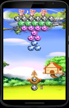Dinosaur bubble Shooter screenshot 1