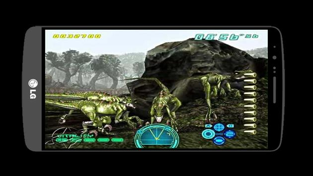 Guide Dino Crisis apk screenshot