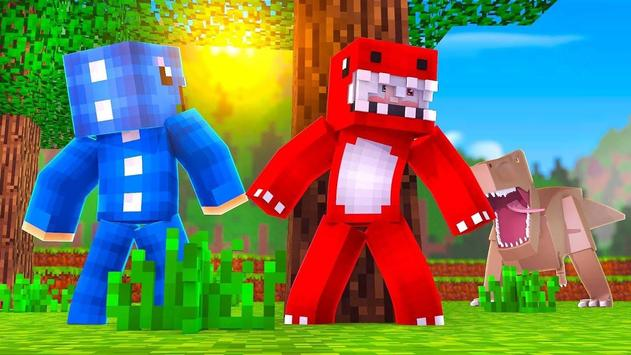 Dino Skins for MCPE ( Minecraft PE ) screenshot 2