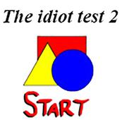 The idiot test 2 icon
