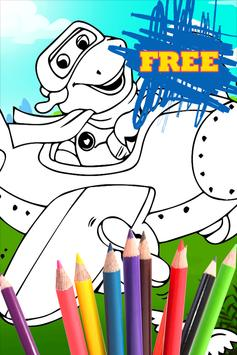Coloring Book Of Barney Dino APK Download - Free Educational GAME ...