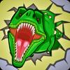 Jurassic Dinosaur: City rampage Zeichen