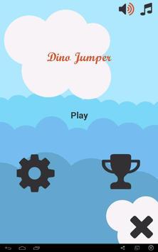 Dino Jumper poster