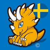 Swedish For Kids & Babies icon