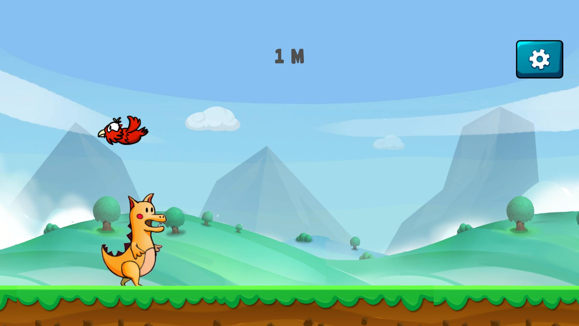 Dino Run HP-Run for Android - APK Download