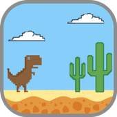 Dinosaur Offline icon