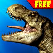 Dinosaur Flash Cards - FREE! icon