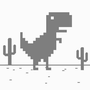 Desert Dino: The Simplest Game screenshot 2