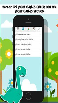 Dinosaur Games For Toddlers: screenshot 13