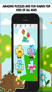 Dinosaur Games For Toddlers: screenshot 1